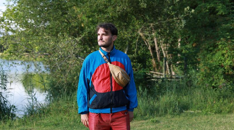 Matthieu du groupe Turfu, à Draveil.