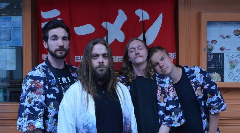 Le groupe rock Ghinza jouera à Essonne en scène.