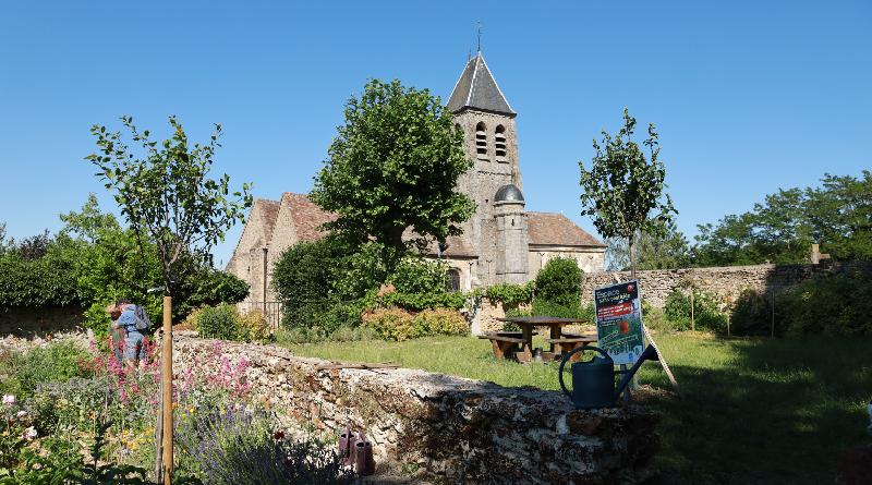 Vue sur Gometz-le-Châtel Photo LC-M'Essonne