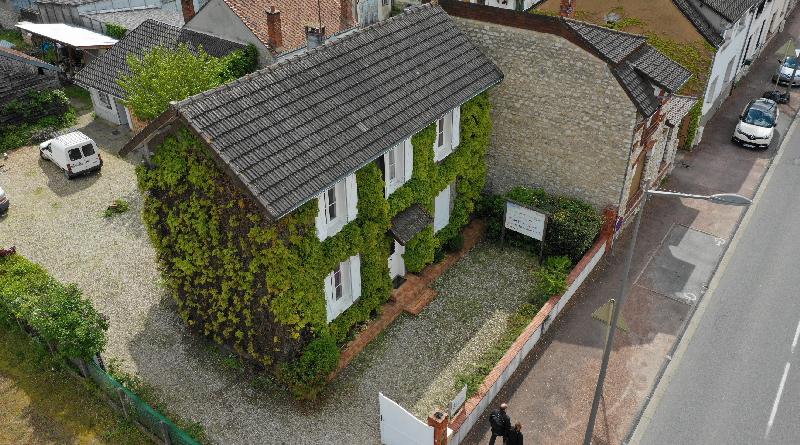 La maison Feuillette a été classée aux Monuments historiques pour son centenaire. Photo CNCP
