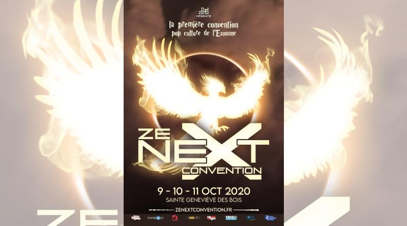 Affiche Ze next convention