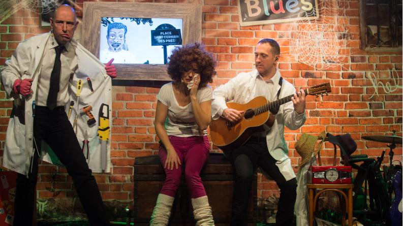 Willy Blues au Rack'Am