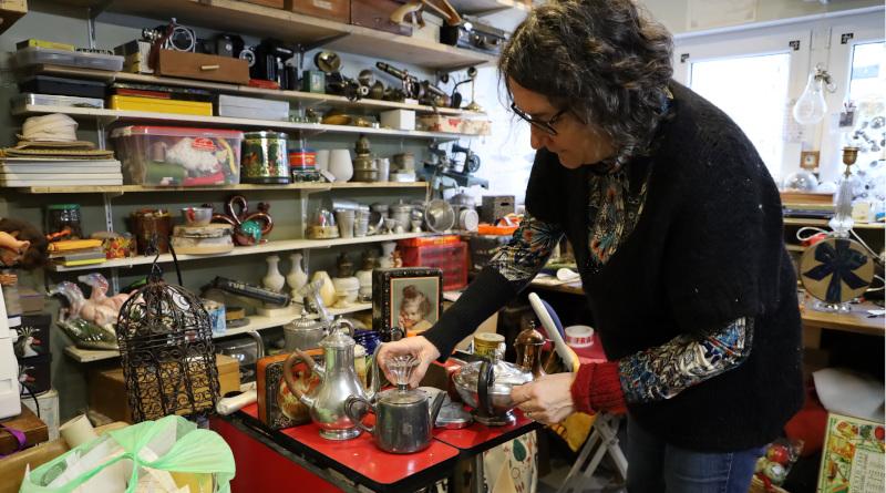 «Il y a un nombre de solutions d'assemblage complètement dingue» explique Corinne.
