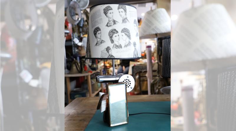 Coco des lampes à Étampes, Essonne (91)