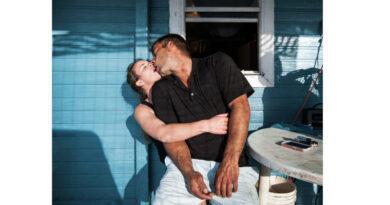 Photo de la série Fading into the blue, en Louisiane, par la photographe Sandra Mehl. Crédit photo Sandra Mehl.