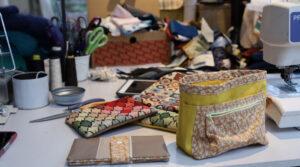 Atelier couture. Photo LC-M'Essonne