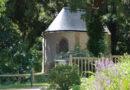 La chapelle funéraire d ela famille Narbonne à Chambon-la-Forêt, Loiret, 45. Photo LC - M'Essonne