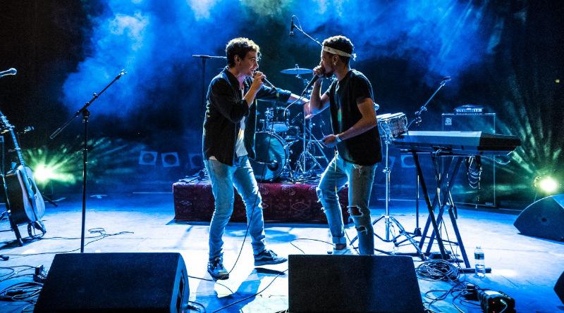 Toan'Co en concert. Photo Benjamin Delacoux.