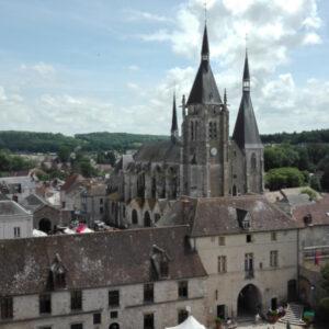 Château de Dourdan. Photo LC - M'Essonne