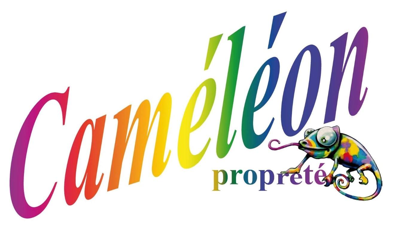 Logo Caméléon propreté Arpajon (91)