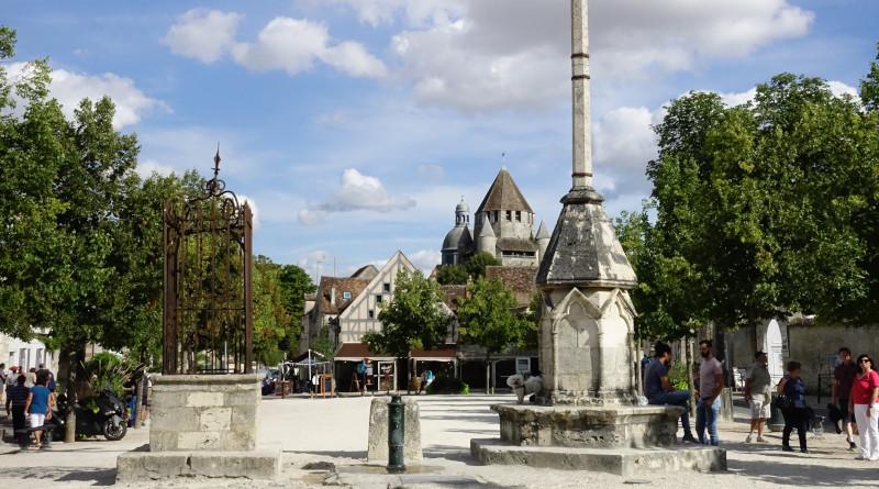 La cité médiévale comporte une partie haute et une partie basse. Photo LC-M'Essonne