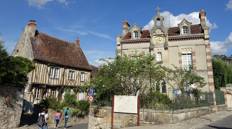 Provins. Photo LC-M'Essonne