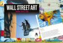 Livre Wall street art Grand paris Sud, éditions Critères