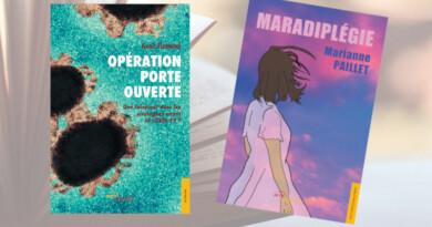 Sortie livre Marianne Paillet et Anne Flamand.