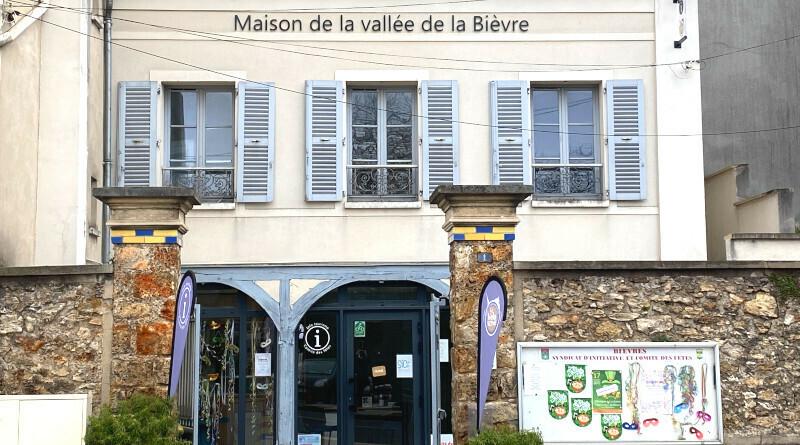 La Maison de la vallée de la Bièvre. Photo mairie de Bièvres