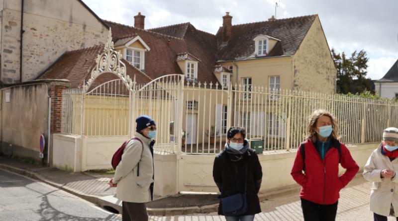 La maison natale de Marie Poussepin est toujours habitée par des sœurs de la charité dominicaine. Photo LC-M'Essonne