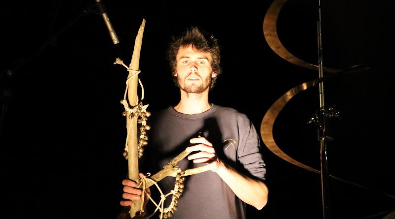 Simon Lemonnier est batteur et compositeur. Photo LC-M'Essonne