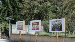 D'autres photos sont exposées le long de la Bièvre, entre la gare et la mairie. Photo LC-M'Essonne