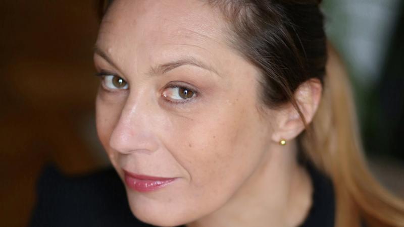 Premier spectacle pour Nathalie Lagrange, sur ces rêves et son quotidien