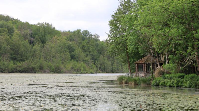 L'étang de Moulineux est alimenté par la Chalouette. Photo LC-M'Essonne